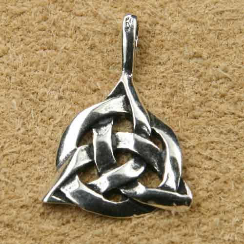 13e9d11a87b9 keltischer Kettenanhänger Silber Schmuck Taliesin