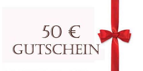 50€ Schmuck Geschenk Gutschein