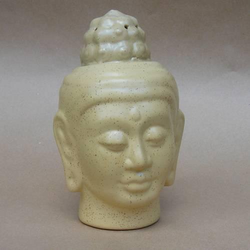 Aromalampe Buddha Keramik