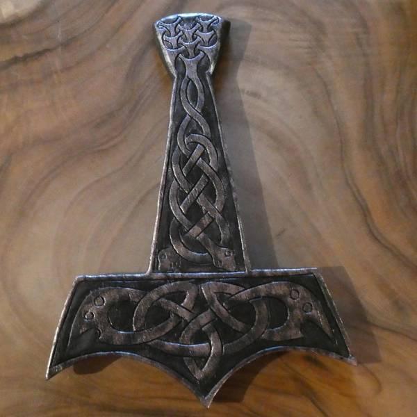 Thorshammer Schniterei Holz Kunst Handwerk