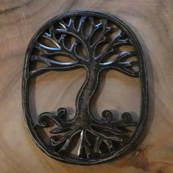 Lebensbaum Wand Dekoration keltisch