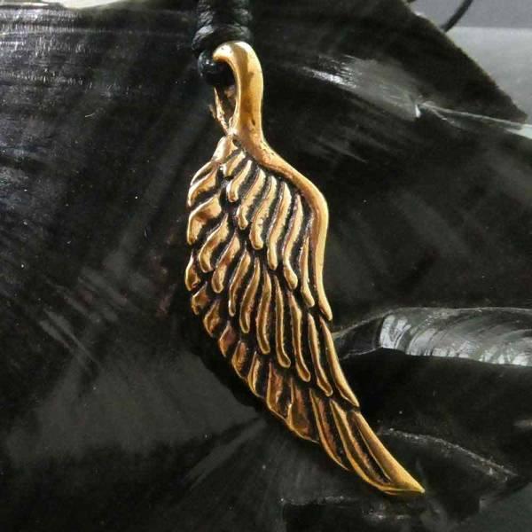 Engel Schmuck Bronze Engelsflügel