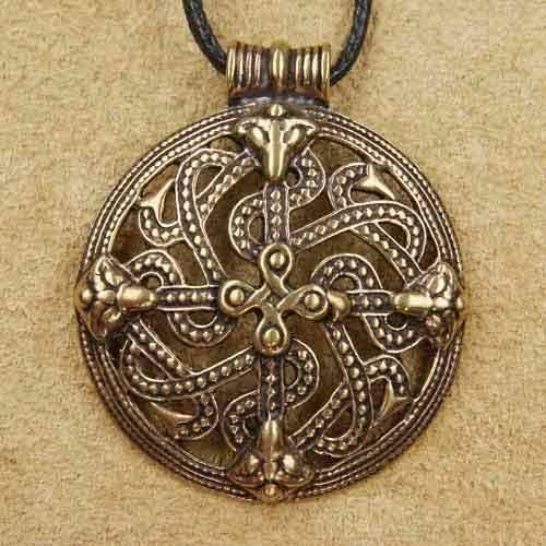 Celtic Beast Bronze Anh