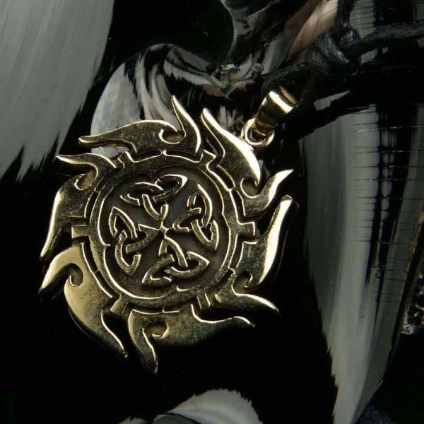 keltische Sonne Bronze Schmuck