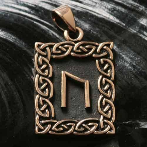 Rune Bronze uruz