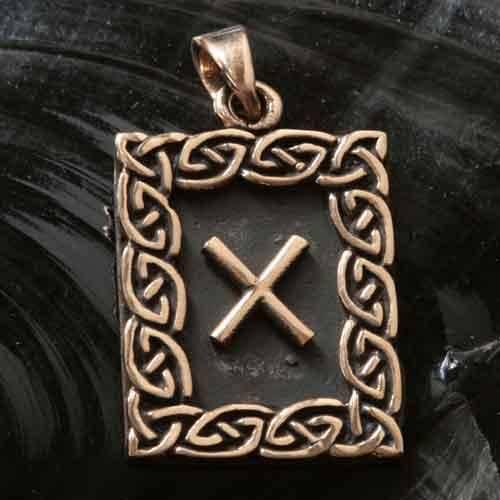 Rune Bronze gebo