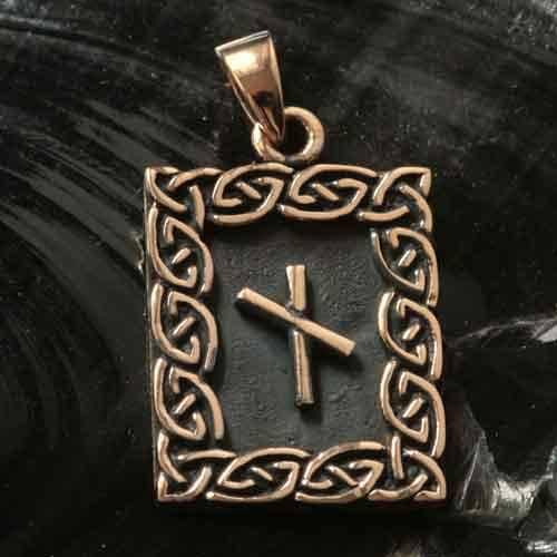 Rune Bronze naudhiz