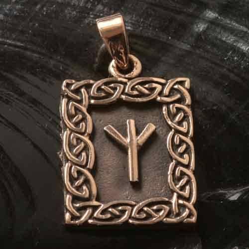 Rune Bronze elhaz