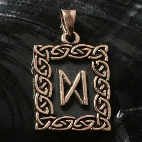 Rune Bronze dagaz