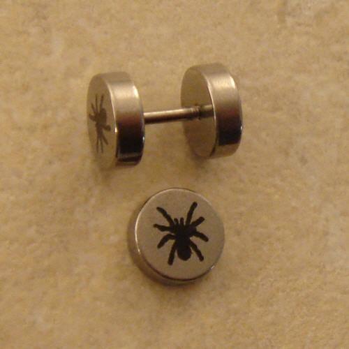 Fake Plug Spinne