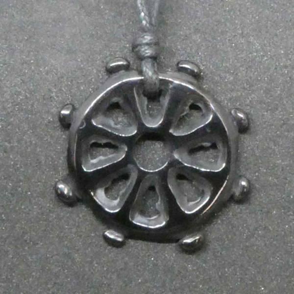 Dharma-Rad Schmuck Horn Anhänger
