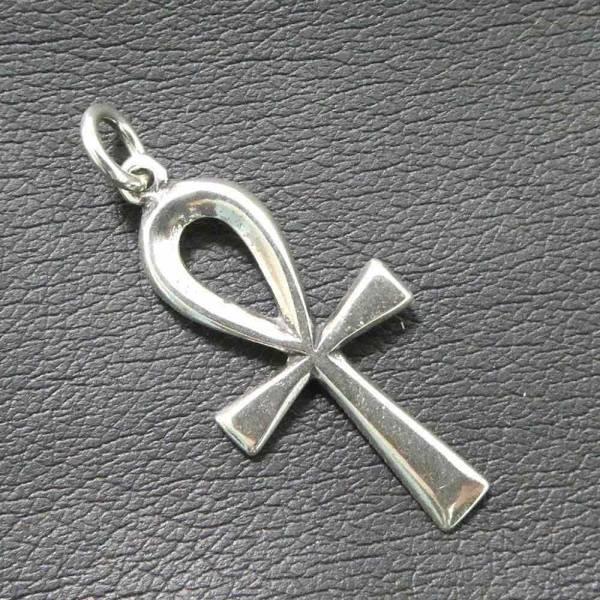 Ankh Kettenanhänger Silber