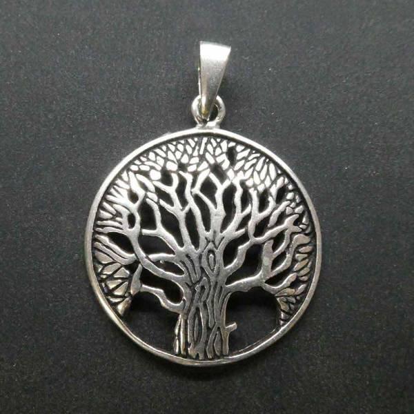 keltischer Lebensbaum Schmuck Silberschmuck Anhänger