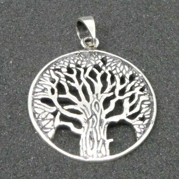 865fb575e9e1 Keltischer Lebensbaum Schmuck SilberKettenanhänger online kaufen