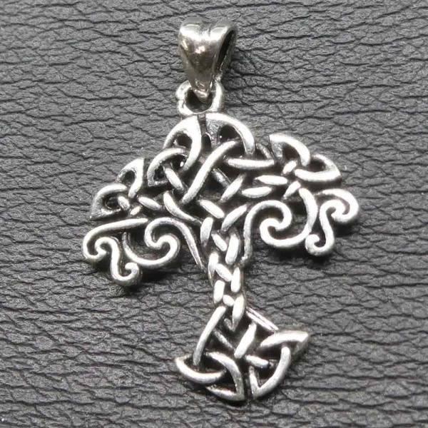 keltischer Lebensbaum Schmuck Silber