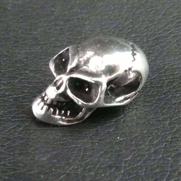 Skull Schmuck Anhänger Totenkopf