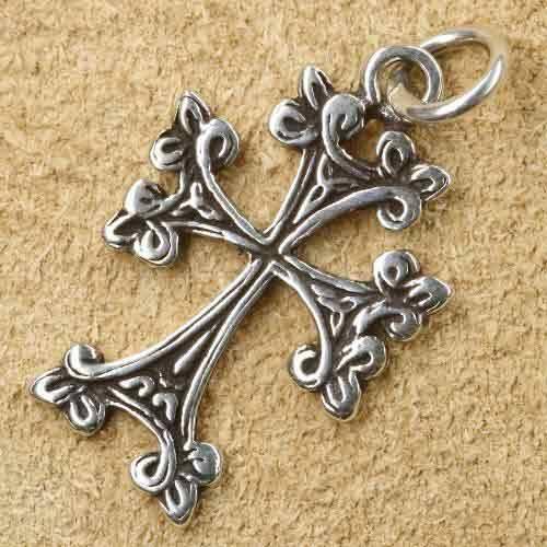 keltisches Kreuz Silberschmuck