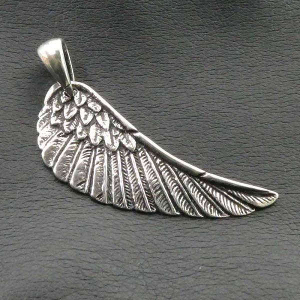 Engelsflügel Schmuck Silber Anhänger