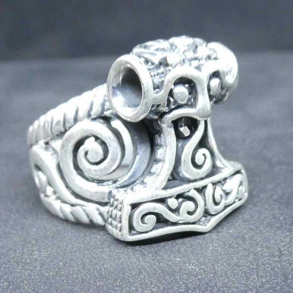 Thorshammer Ring Biker