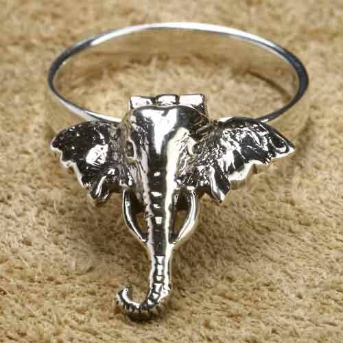 Giftring Elefant Ring mit Fach