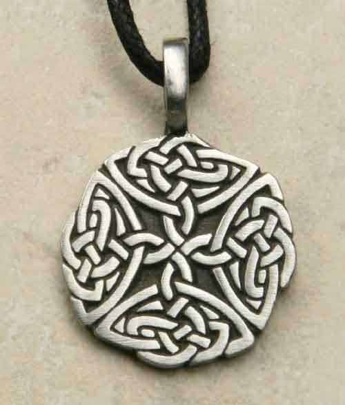 Knoten der 4 Himmelsrichtungen Amulett