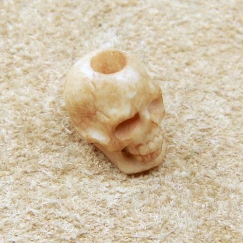 Bartschmuck Skull Haarschmuck