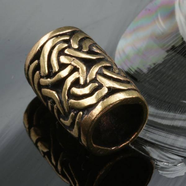 schöne Bartperle Bronze