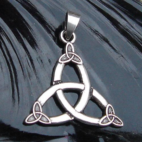 keltischer Schmuck heilige Drei