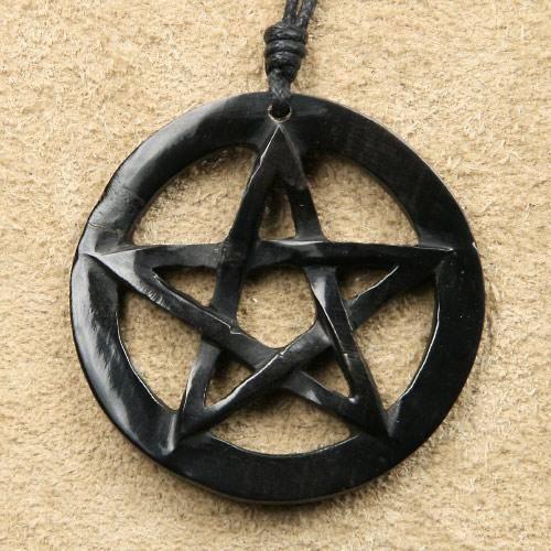 Pentagramm Schmuck Anh