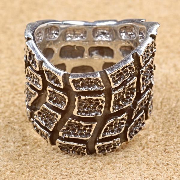 Ring Designerstück Schmuck Silber