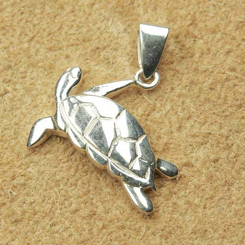 Wasserschildkröte Schmuck Silber